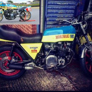 Moriwaki By On 2 Wheels Sheffield